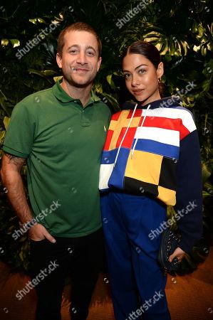 Tyrone Wood and Yolanda Thein