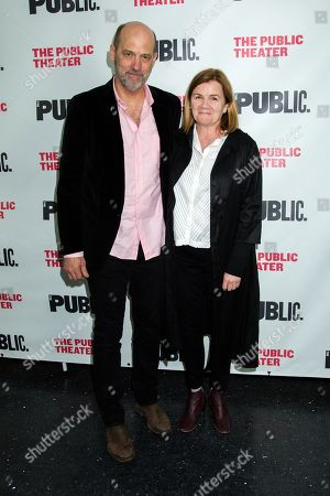 Stock Picture of Anthony Edwards, Mare Winningham