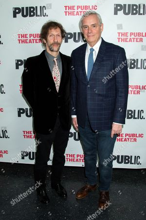 Editorial image of 'Socrates' Off Broadway opening night, New York, USA - 16 Apr 2019