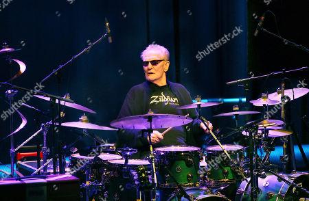 Editorial photo of Drum Legends show, Brighton Dome, Brighton, UK - 12 Apr 2019