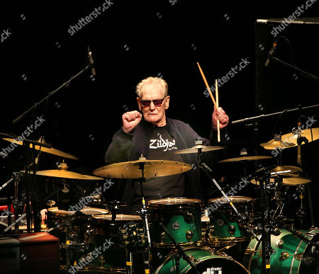 Editorial picture of Drum Legends show, Brighton Dome, Brighton, UK - 12 Apr 2019