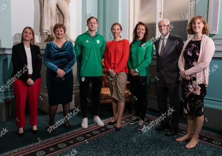Editorial photo of Sport Ireland Publishes 2018 Anti-Doping Review, Dublin  - 17 Apr 2019