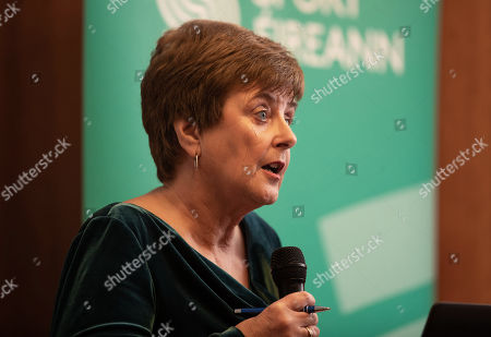 Stock Image of Caroline Murphy (Chairperson of Anti-Doping Committee Sport Ireland)