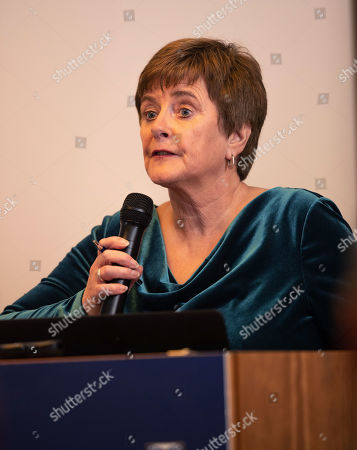 Caroline Murphy (Chairperson of Anti-Doping Committee Sport Ireland)