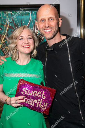 Editorial image of 'Sweet Charity' play, After Party, London, UK - 17 Apr 2019