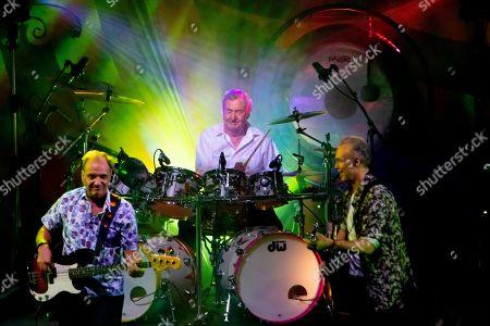 Guy Pratt, Nick Mason, Gary Kemp