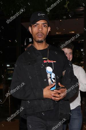Editorial photo of Ralph Lauren x Project Zero party, London, UK - 17 Apr 2019