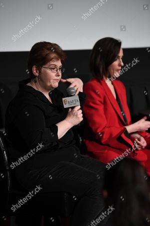 Sally Wainwright and Suranne Jones