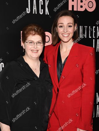 Editorial photo of 'Gentleman Jack' TV show premiere, Metrograph, New York, USA - 17 Apr 2019