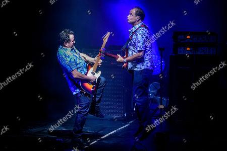 Lee Harris and Guy Pratt