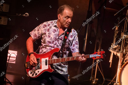 Editorial image of Nick Mason's Saucerful of Secrets in concert, Toronto, Canada - 16 Apr 2019