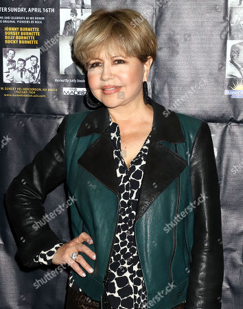 Editorial photo of 'Raised On Rock - The Burntte Family Legacy' film premiere, Brenden Theaters, Las Vegas, USA - 16 Apr 2019