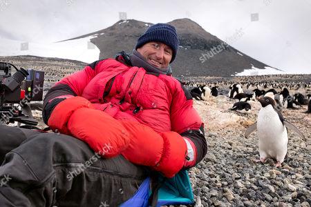 Martyn Colbeck Cameraman