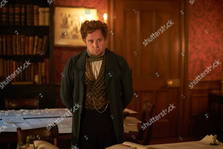 David Newman as Henry Cole.