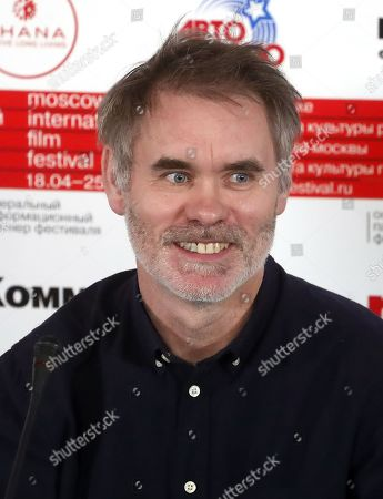 Editorial image of The Moscow Film Festival, Russian Federation - 18 Apr 2019
