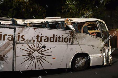 Bus crash, Madeira