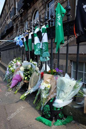 Editorial photo of Bradley Welsh killed in Edinburgh shooting, UK - 18 Apr 2019