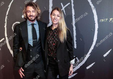 Eleonora Abbagnato with husband Federico Balzaretti