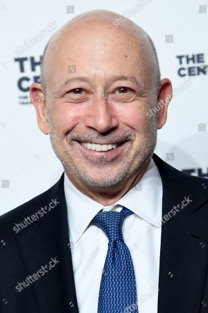 Stock Photo of Lloyd Blankfein