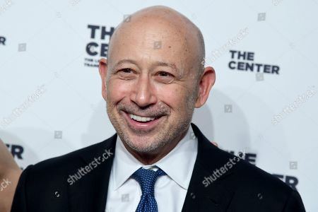Stock Picture of Lloyd Blankfein