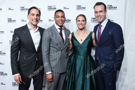 Editorial picture of 13th Annual LGBT Community Center Dinner, Arrivals, New York, USA - 18 Apr 2019