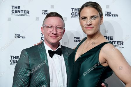 Editorial image of 13th Annual LGBT Community Center Dinner, Arrivals, New York, USA - 18 Apr 2019