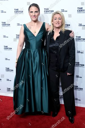 Glennda Testone and Judith Kasen Windsor