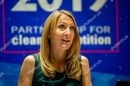 Paula Radcliffe gives keynote address