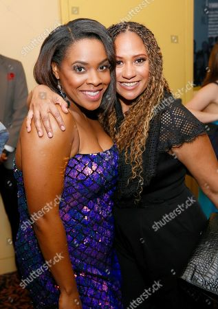 Bryonha Marie Parham and Tracie Thoms