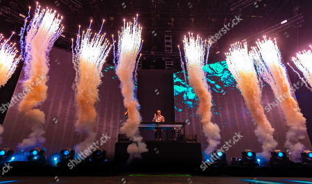 Stock Photo of DJ Snake
