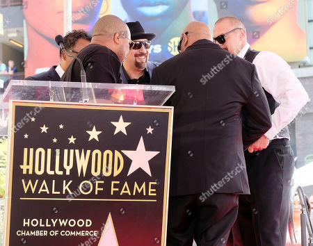 Editorial picture of Cypress Hill honored with a Star on the Hollywood Walk of Fame, Los Angeles, USA - 18 Apr 2019
