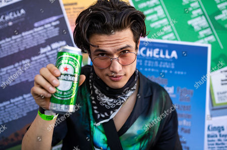 Heineken House at 2019 Coachella Valley Music And Arts Festival, Weekend 2, Day 1