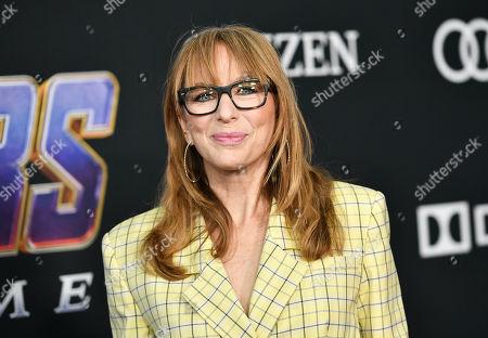 Editorial picture of 'Avengers: Endgame' Film Premiere, Arrivals, LA Convention Center, Los Angeles, USA - 22 Apr 2019