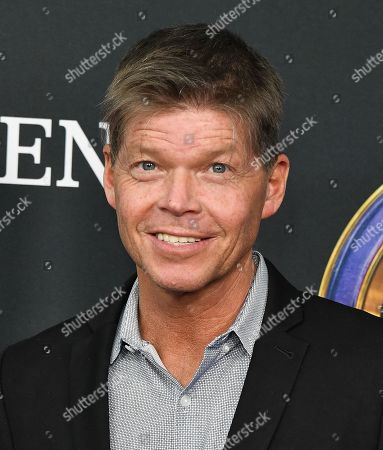 Stock Photo of Rob Liefeld