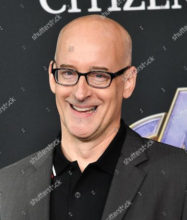 Editorial image of 'Avengers: Endgame' Film Premiere, Arrivals, LA Convention Center, Los Angeles, USA - 22 Apr 2019