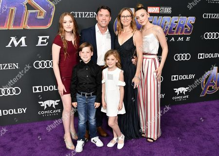 Terry Notary and family