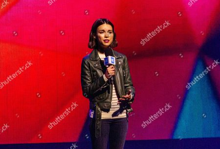 Editorial picture of We Day, Washington, USA - 18 Apr 2019