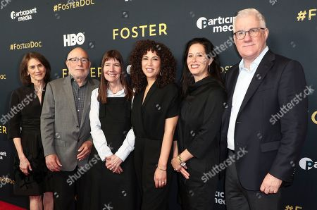 Editorial picture of 'Foster' Film Premiere, Arrivals, Linwood Dunn Theater, Los Angeles, USA - 22 Apr 2019