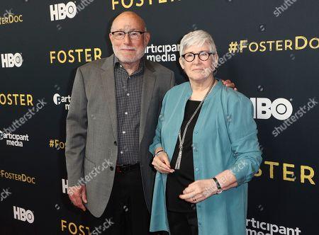 Mark Jonathan Harris and Susan Harris