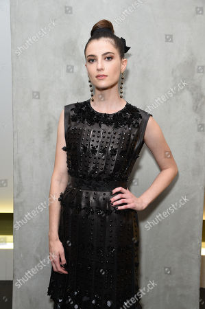 Stock Picture of Zoe Levin