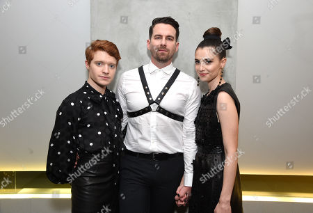 Editorial image of 'Bonding' TV Show Screening, Arrivals, William Morris Endeavor, Los Angeles, USA - 22 Apr 2019