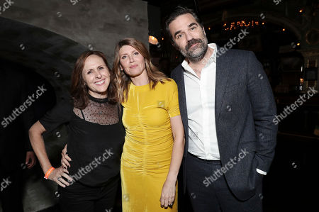 Molly Shannon, Sharon Horgan and Rob Delaney