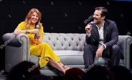 Sharon Horgan and Rob Delaney