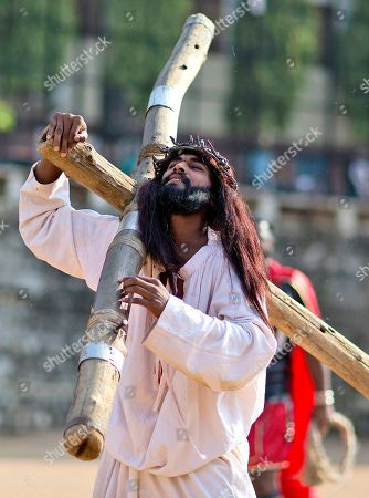 Holy week, India