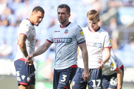 Editorial image of Bolton Wanderers v Aston Villa, EFL Sky Bet Championship, Football, University of Bolton Stadium, Bolton, UK - 19 Apr 2019