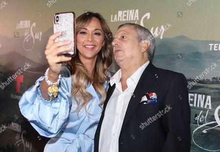 Editorial picture of 'La Reina del Sur' Season 2 Premiere, Miami, Florida, USA - 18 Apr 2019