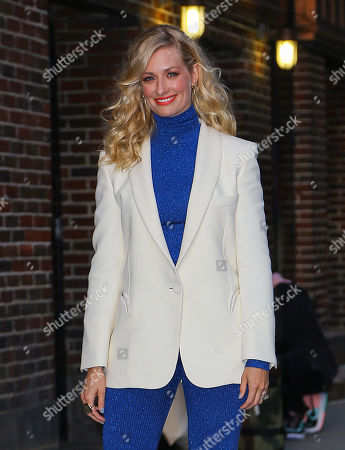 Stock Picture of Beth Behrs