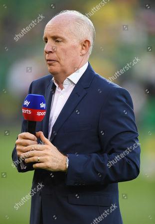 Sky Sports Presenter David Craig