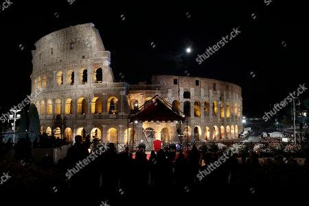 Good Friday Procession, Rome