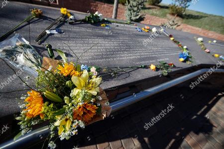 Columbine Shooting 20 Years Anniversa Vigil, Littleton